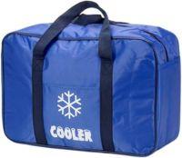 Изотермическая термосумка Cooler 20 литров синяя